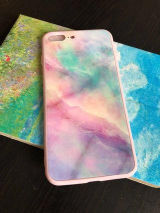 雲石面手機殼 Marble iPhone 8x phone case