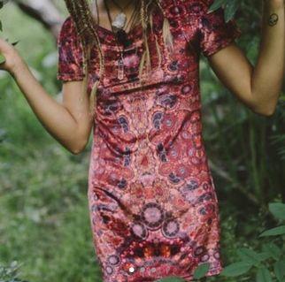 Liberated Heart dress xs