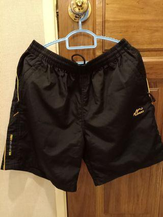Shorts (Black) with pockets