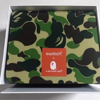 Swatch X Bape