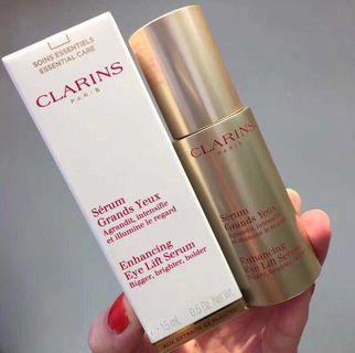 Clarins緊緻電眼精華15ml