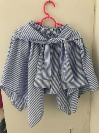 Bottom skirt