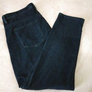Navy Uniqlo pants