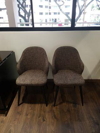 🚚 FREE DELIVERY Nordic chair (one pair)