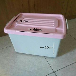 Kontainer Box/Kotak Plastik 30 Liter