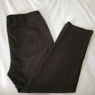 Uniqlo checkered pants