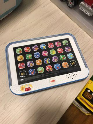 🚚 Fisher Price Tablet Toy