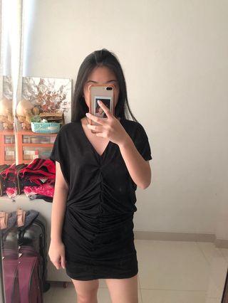 Midi Dress - Black