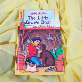 The Little Brown Bear by Enid Blyton