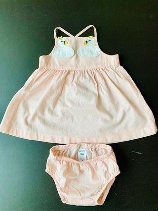 Carter's Baby Girl Dress 3 months