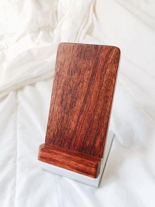 Offer Me | Minimalist Wood Wireless Charging Charger