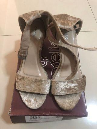 Cerella heels nude size 36