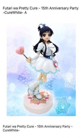 [預售]🎀光之美少女 figure 15th Anniversary