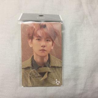 EXO Universe Cashbee Baekhyun