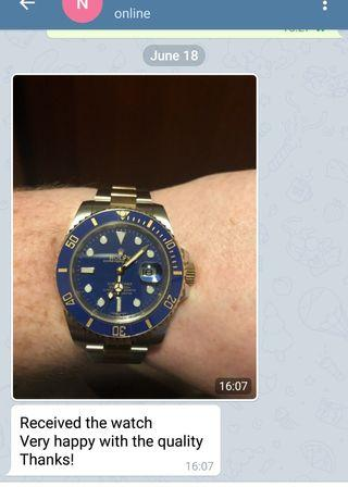 Customer Review: Rolex Submariner