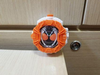 時王可聯動DX腰帶發聲 Fourze錶盤SG02盒蛋 Zi-O 幪面超人 Ridewatch Kamen Rider