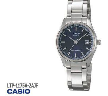 Brand New Authentic Casio Lady's Analog Watch LTP1175A-2AJF