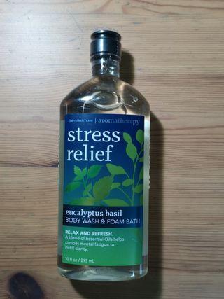 BN Bath & Body Works Stress Relief (Eucalyptus Basil) Body Wash