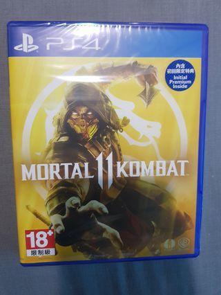 🚚 PS4 Mortal Kombat 11