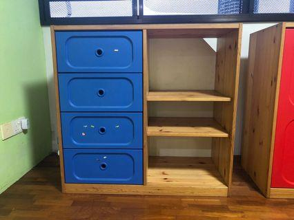 Kids IKEA Cabinet with drawers