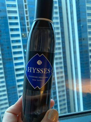 🚚 Hysses cleaning solution // diffuser nebuliser cleaner