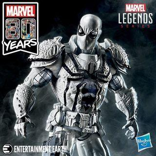 "(PO) HASBRO 6"" MARVEL LEGENDS AGENT ANTI-VENOM"
