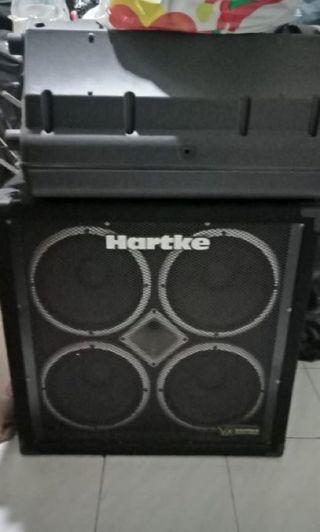 Sound sistem HARTKE