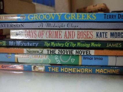 Short Novels Assorted