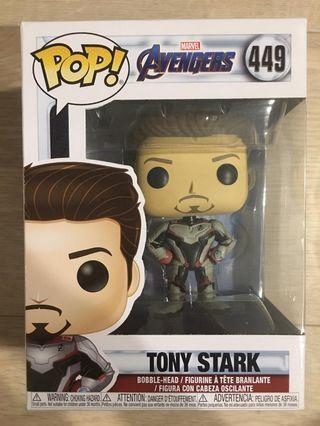 Funko Pop - Marvel Avengers Endgame Tony Stark