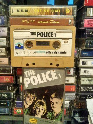 Kaset Pita the police
