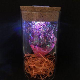 🚚 Baby breath bouquet in jar!
