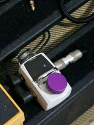 Hotone Chromatic Tuner/ Clean Boost Pedal