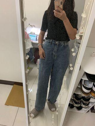 🚚 CEREAL 氣球牛仔褲