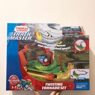 🚚 *instock* Fisher & Price Thomas ans Friends Track Master Twisting Tornado set