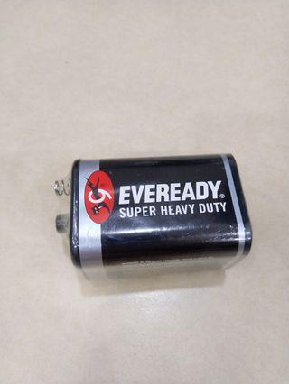 Eveready Super Heavy Duty Battery