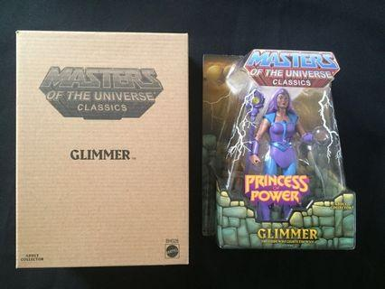 MATTEL MOTU MASTERS OF THE UNIVERSE CLASSICS PRINCESS OF POWER GLIMMER (Stock-In-Hand)
