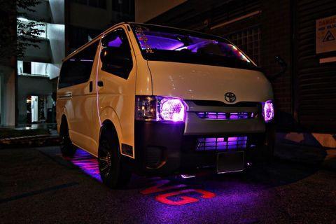 Van Lighting Package