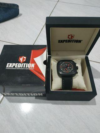 Expedition Watch EXF-6664