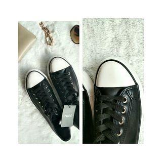 [FREE ONGKIR] Sepatu Rubi Platform Jodi Low Rise Sneakers