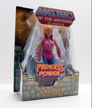 MATTEL MOTU MASTERS OF THE UNIVERSE CLASSICS PRINCESS OF POWER ANGELLA (Stock-In-Hand)