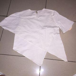 Baju Putih Cantik
