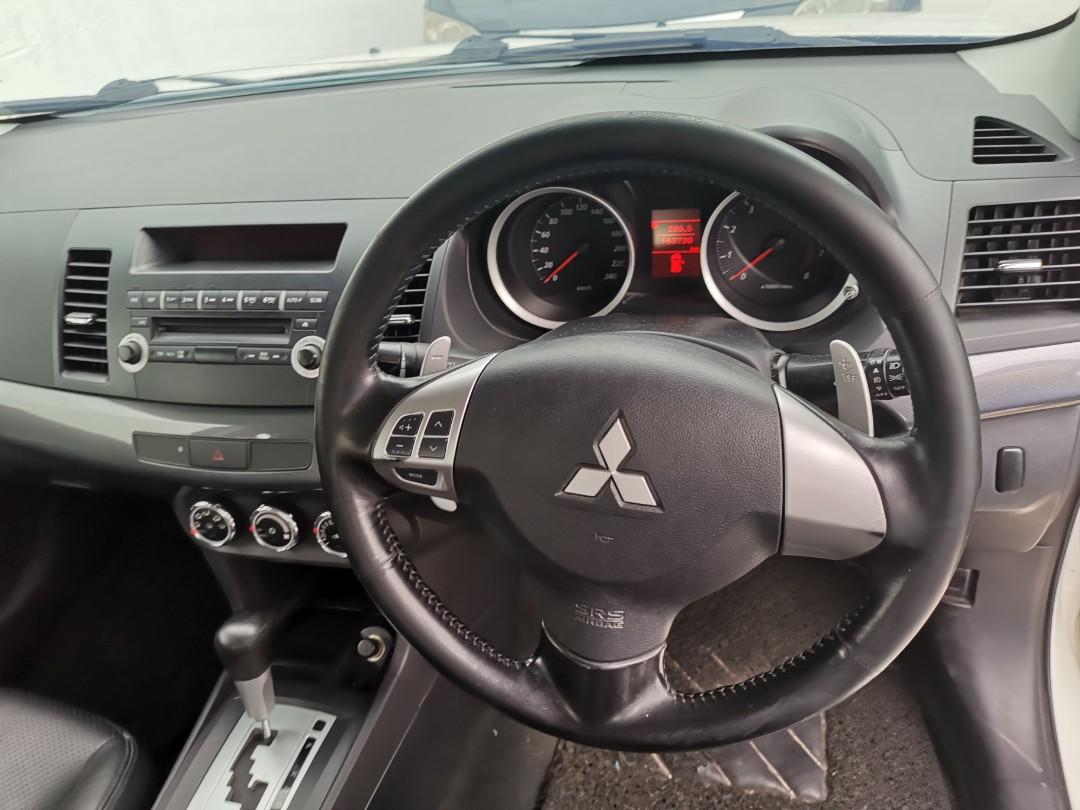 2010 Mitshubishi Lancer 2.0 GT (A)_TipTop_Look Like New