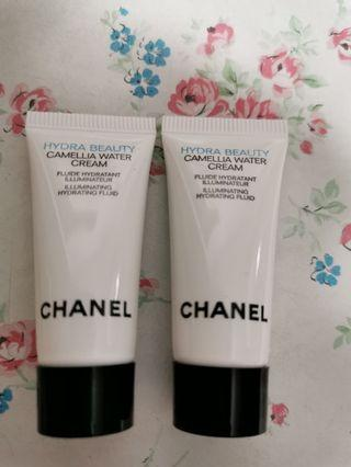 Chanel water cream