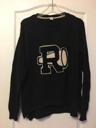 Varsity Sweater - F21 Large