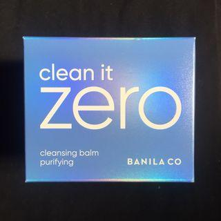 Banila Co Clean It Zero Purifying #JuneToGo