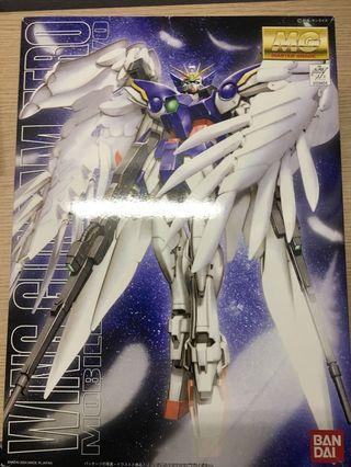 🚚 Wing Gundam Zero