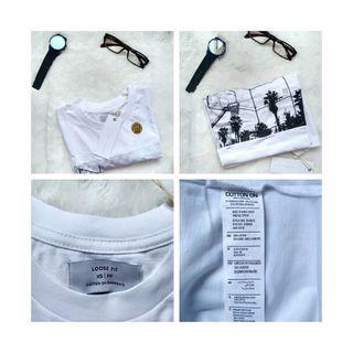 [FREE ONGKIR] Kaos T-shirt Cotton On Cowok