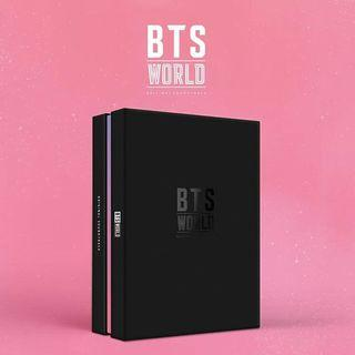 BTS : BTS WORLD OST