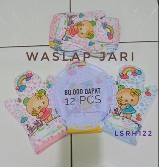 Waslap Jari Grosir mandi