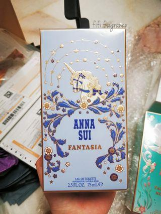 AUTHENTIC ANNA SUI Fantasia 75ml